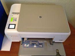 HP 3 в 1 принтер , ксерокс , сканер