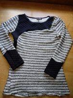 Sweter damski, bluzka ozdobna M , r.38