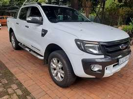 2015 ford ranger 3.2 6 speed wildtrack for sale