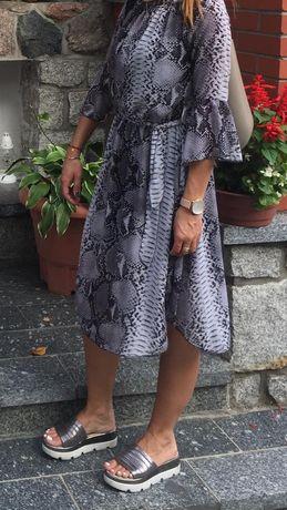 Sukienka skóra węża Środa Wielkopolska - image 1