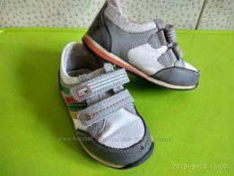 Туфли-кроссовки EeBb, 15 см по стельке, бу