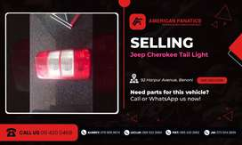 Selling Jeep Cherokee Tail Light