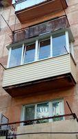 Установка окон,балконов,дверей...