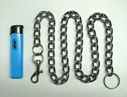 Цепь массивная для ключей или кошелька на джинсы.
