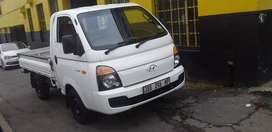 HYUNDAI H100 model in very good condition with factory