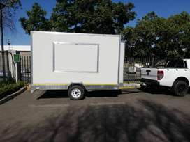 Luxury Insulated Food Trailer/Mobile Kitchen - FULL HOUSE - Negotiable
