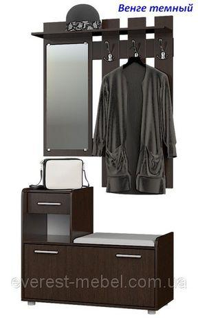 Прихожая Тандем с зеркалом и сидушкой. Адресная доставка 200 грн. Київ - зображення 2