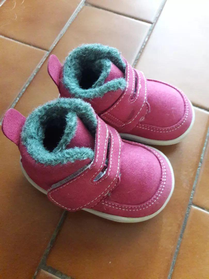 Zimni boty littlebluelamb 0