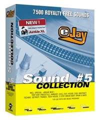 Image of For Sale: eJay Sound Collection #5 [Bellville, CTN]