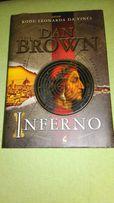 Dan Brown Inferno NOWY twarda oprawa