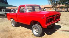 Ford 1968 F100