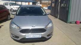 2017 FORD FOCUS ECO BOOST FOR SALE