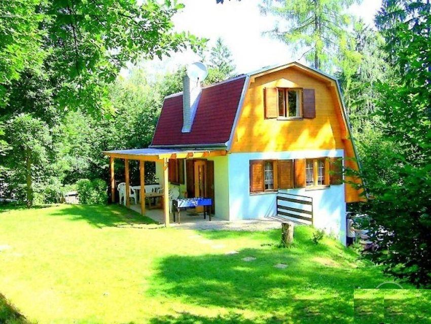 Pronájem chaty na Moravě - Vranov. přehrada - Oslnovice- Chmelnice 0