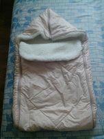 Мешок-конверт для новорожденного