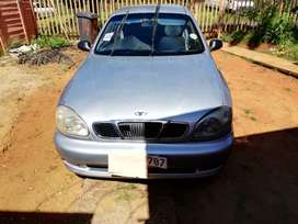 Automatic Daewoo Lanos 1.6i 16v for sale.
