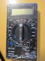 тестер, мультиметр DT-830B