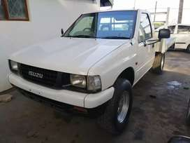 1997 Isuzu KB flat back