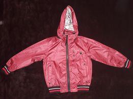 Куртка демисезонная на мальчика, размер 110