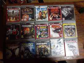 PS3 WITH 15 GAMES AND 2 CONTROLLERS GOOD CONDITION