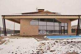 Сдам современный дизайнерский коттедж. 3 спальни+3санузла