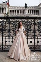 Свадебное платье Bologna Tesoro by Ariamo итальянского бренда