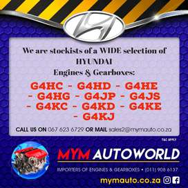 Used Hyundai engines for sale