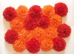 Декор свадьбы. Цветы из бумаги. Декор дня рождения. Фото зона.