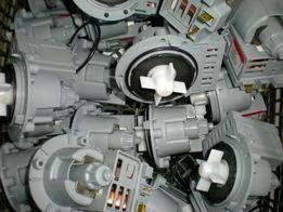 Насос (помпа) для бытовой стиральной машины. Новая