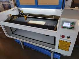 Laser cutting and engraving machine for sale