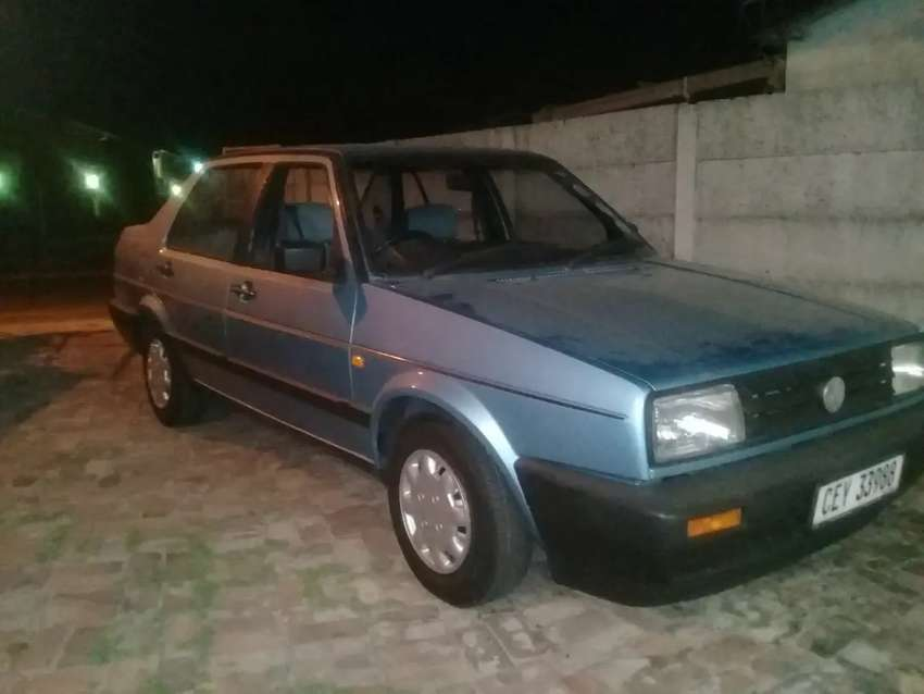 Mk2 jetta, lic papers in order 0