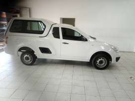WHITE CHEVROLET UTILITY 1.6 ENGINE