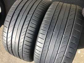 255/40 R18 95Y Continental ContiSportContact 5 SSR Run Flat Tyres