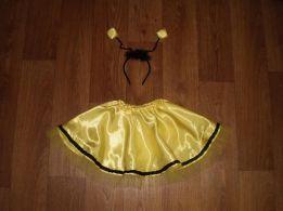 Новогодний костюм на прокат Минни Маус пчела зайчик снежинка фея и др.