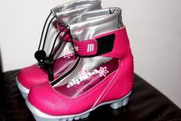 35 21 cm alpina NNN buty na narty biegowe dziecięce