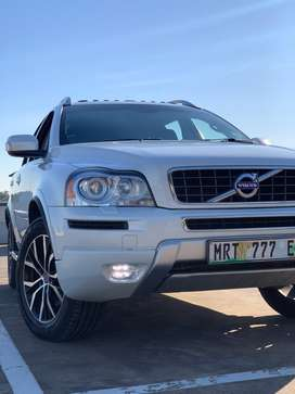 volvo XC90 geartronic D5 2014