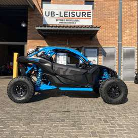 2019 CANAM MAVERICK 1000 TURBO XRC | UB LEISURE