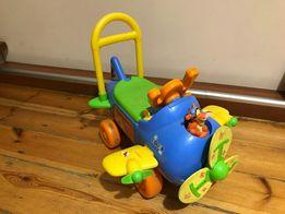 Детский велобег-самолет
