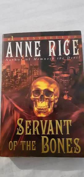 Anne Rice books for sale
