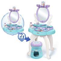 2 ПО ЦЕНЕ 1 Smoby Frozen Столик туалетный с зеркалом 320224