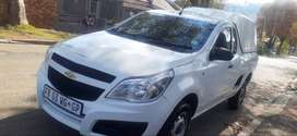 CHEVROLET UTILITY WITH CANOPY 1.4
