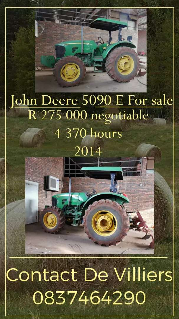 Tractor For Sale 0