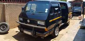 Selling my caravelle 2.5l