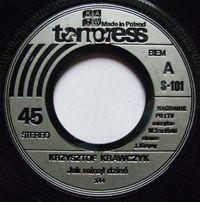płyty winylowe single Tonpress Krzysztof Krawczyk i inne