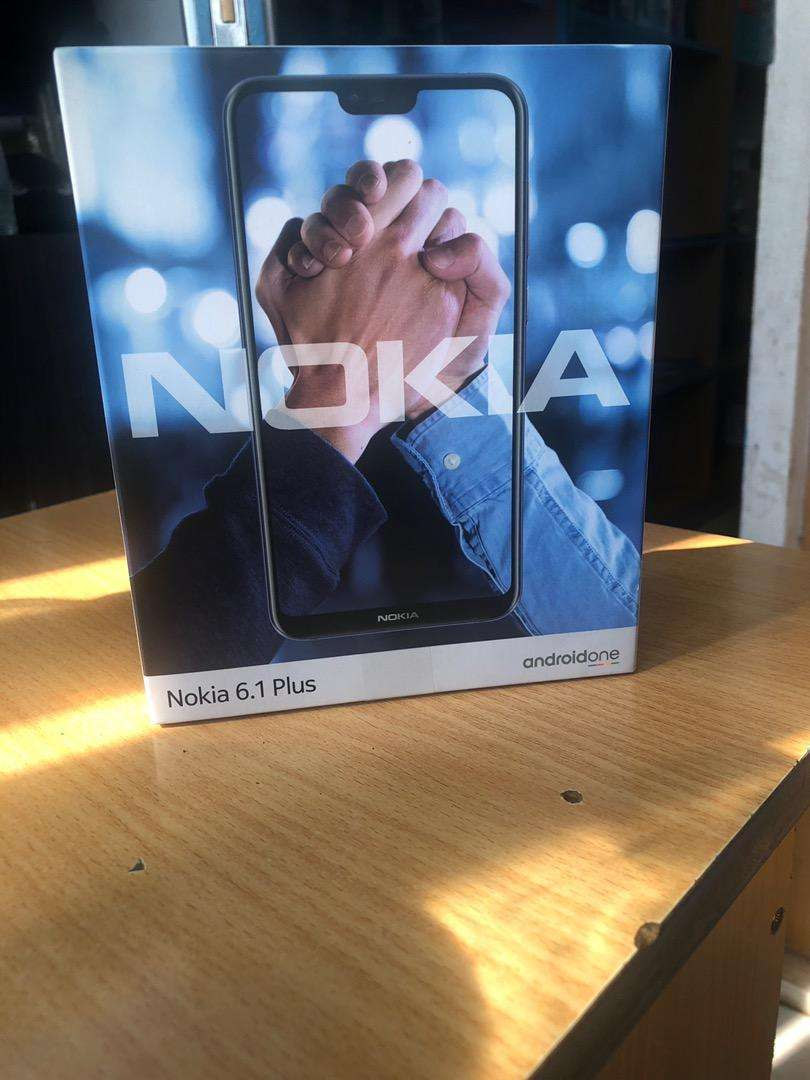 Nokia 6.1 Plus Brand New Sealed in a shop 0