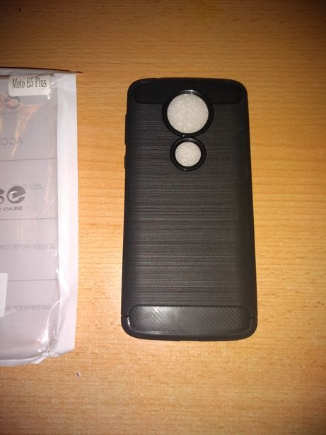 Eleganckie etui na Motorola E5 Plus Lublin - image 1