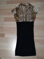 Sukienka, tunika panterka Mohito Orsay H&M