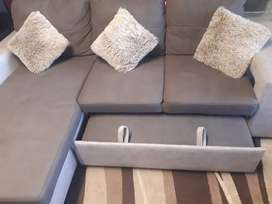Couch for sale in perfect condition.