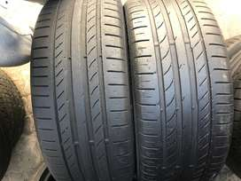 225/40R19 Continental ContiSportContact 5 Run Flat Tyres