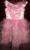 Платье бальное 500руб.