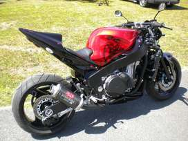 ZX1100 Kawasaki Streetfighter for sale